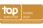 Top Employer Global Recognition for 5th Consecutive Year