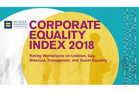 Saint-Gobain Recognized on Human Rights Campaign's 2018 Corporate Equality Index