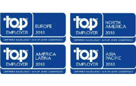 Saint-Gobain, Top Employer