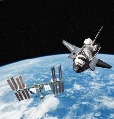 Space stations and shuttles equipped multilayer insulation blankets made from  CHEMFAB Beta cloth