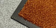 High wear mat manufactured with Chemfab industrial process belt