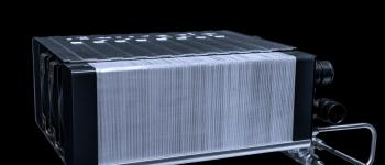 Fuel cells  have  layers of CHEMFAB ptfe coated  fabric which act as tight seals and separators within the fuel cell stack